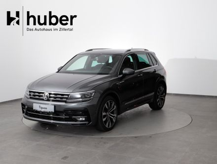 VW Tiguan Highline TDI SCR 4MOTION DSG