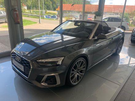 Audi A5 Cabriolet 40 TFSI S line