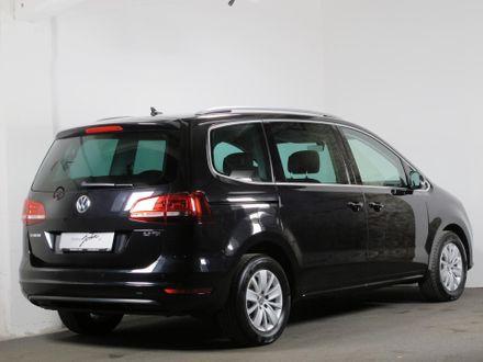 VW Sharan 20 Jahre Edition TDI SCR