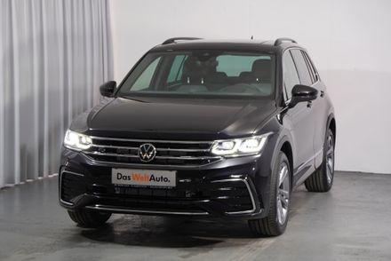 VW Tiguan R-Line eHybrid DSG