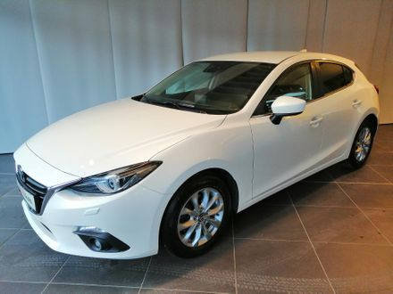 Mazda 3 Sport CD150 Attraction Aut.