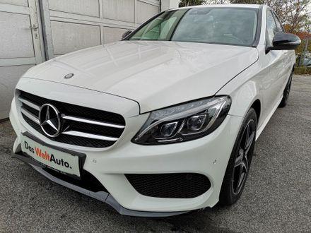 Mercedes C 200 d AMG Line Aut.