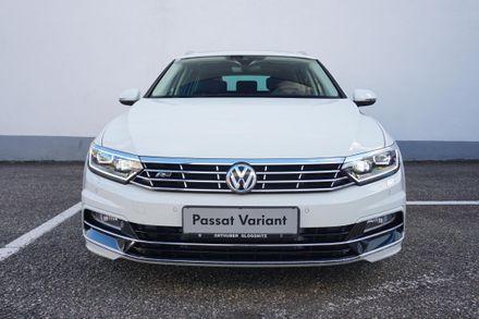 VW Passat Variant Highline TDI SCR DSG
