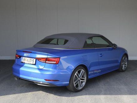 Audi A3 Cab. 1.5 TFSI COD intense