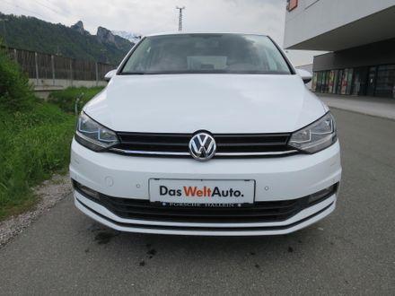 VW Touran Trendline TDI SCR DSG
