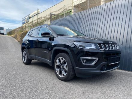 Jeep Compass 2,0 MultiJet AWD 9AT 170 Limited Aut.