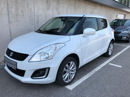 Suzuki Swift 1,2 4WD Limited Edition