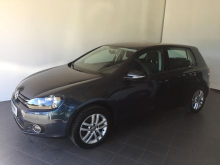VW Golf Highline TDI 4MOTION