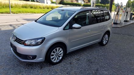 VW Touran Highline BMT TDI DSG