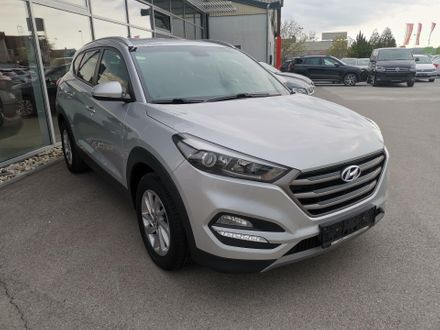 Hyundai Tucson 1,7 CRDI Start-Stopp Go DCT