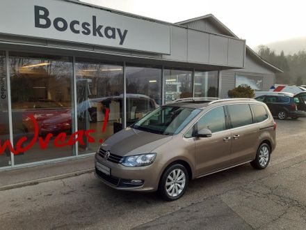 VW Sharan Highline TDI SCR 4MOTION DSG