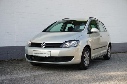 VW Golf Plus Trendline 2013 TDI