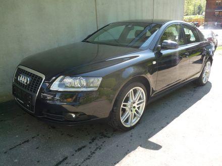 Audi A6 2.8 FSI V6 quattro