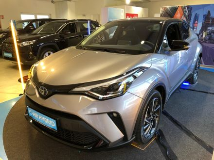Toyota C-HR 2,0 Hybrid C-ULT CVT