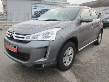 Citroën C4 Aircross HDi 115 4WD Seduction