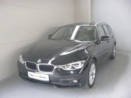 BMW 320d Touring Advantage Aut.