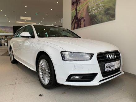 Audi A4 Avant 2.0 TDI daylight