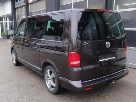 VW Multivan Highline BiTDI 4MOTION