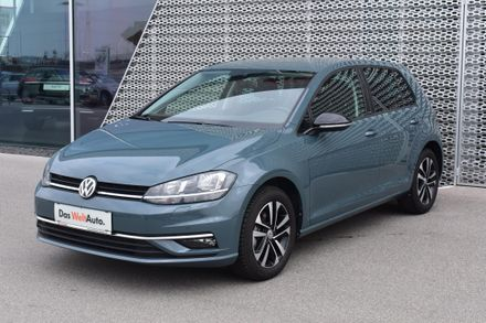 VW Golf Comfortline 1,5 TSI ACT