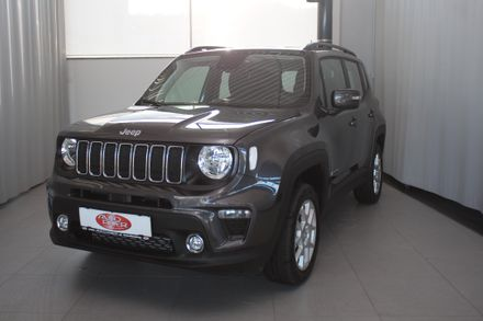 Jeep Renegade 2,0 MultiJet II AWD 6MT 140 Longitude