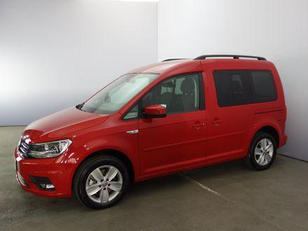 VW Caddy Comfortline TDI