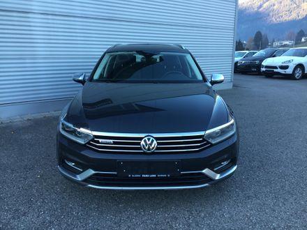VW Passat Alltrack TDI SCR 4MOTION DSG