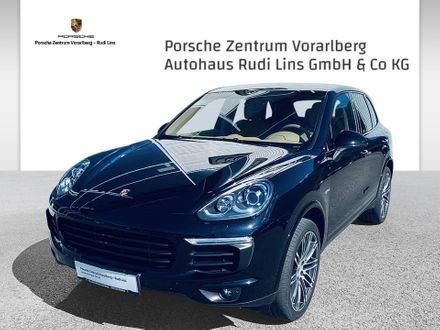 Porsche Cayenne S e-Hybrid Platinum Ed. II FL