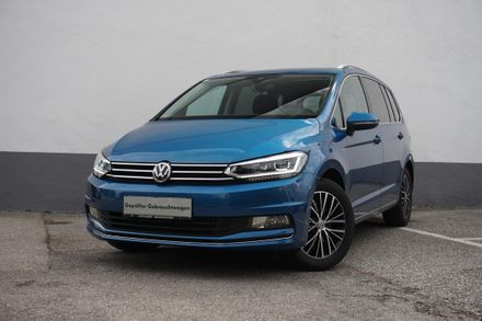VW Touran Highline TDI SCR