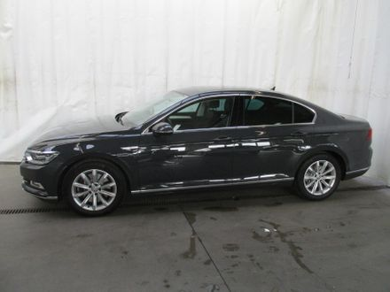 VW Passat Highline TDI SCR 4MOTION DSG