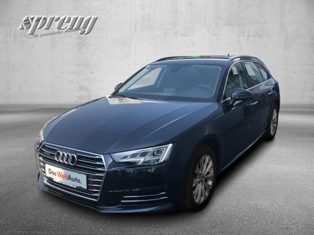 Audi A4 Avant 2.0 TFSI quattro Design