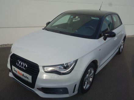 Audi A1 Sportback 1.6 TDI admired 2014