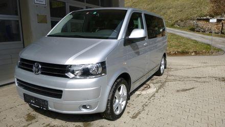 VW Caravelle Comfortline KR BiTDI 4MOTION
