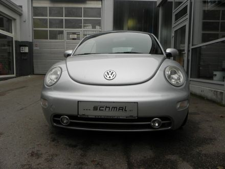 VW New Beetle Cabrio - Leder TDI