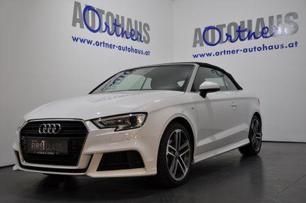 Audi A3 Cabriolet 35 TFSI CoD intense