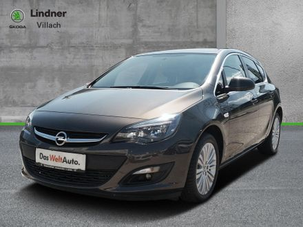 Opel Astra 1,4 Turbo Ecotec Österreich Edition Start/Stop System
