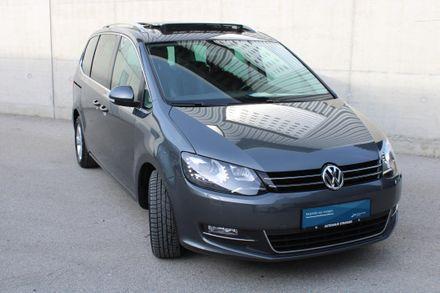 VW Sharan Sky BMT TDI DSG