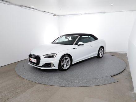 Audi A5 Cabriolet 40 TFSI advanced
