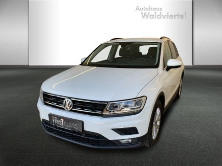 VW Tiguan Comfortline TSI ACT OPF DSG