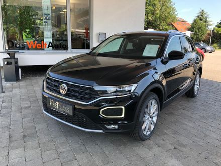 VW T-Roc Design TDI SCR 4MOTION DSG