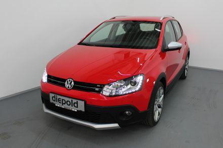 VW CrossPolo TDI DSG