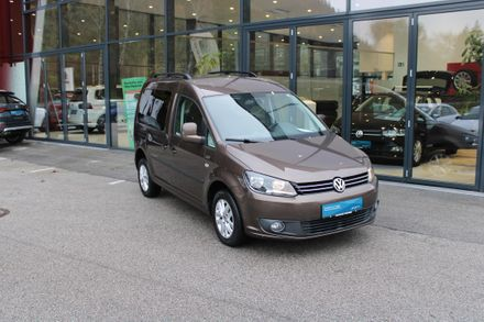 VW Caddy Comfortline EcoFuel