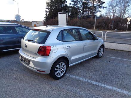 VW Polo Comfortline TDI