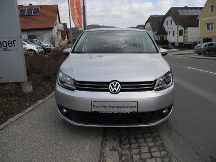 VW Touran Trendline BMT TDI