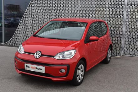 VW Up 1,0 Comfortline