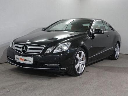 Mercedes E 250 BlueEfficiency CDI Aut.