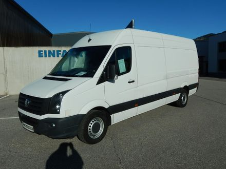 VW Crafter 35 HR-Kasten LR TDI