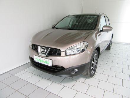 Nissan Qashqai 2,0 dCi I-Way 4WD DPF Aut.