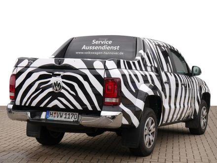 VW Amarok Highline