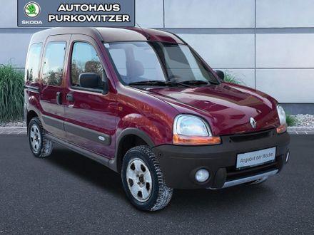 Renault Kangoo Expression 1,6 16V 4x4
