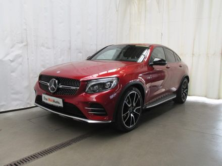 Mercedes GLC 43 AMG Coupé 4MATIC